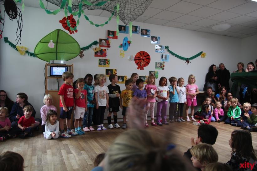 Die natürliche Bewegungsfreude der Kinder gezielt fördern (xity-Foto: H.Müller)