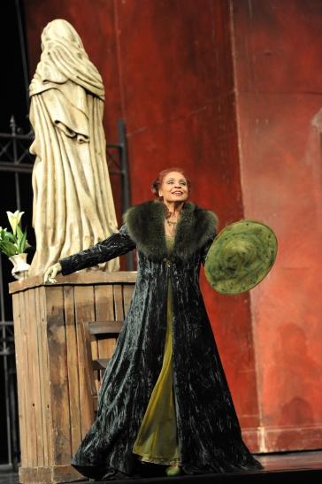 Liebe, Verrat und Tod in Puccinis Meisterwerk (Foto: Hans Jörg Michel)