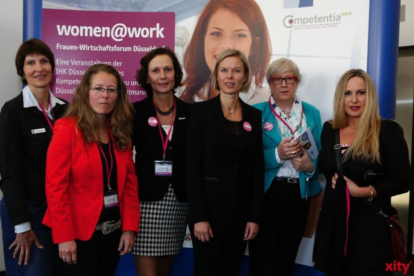 2. Frauen-Wirtschaftsforum Düsseldorf (xity-Foto: D.Creutz)