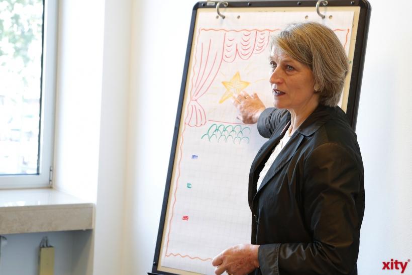 Maria Beck, diplomierte Stimmtrainerin (xity-Foto: D.Creutz)