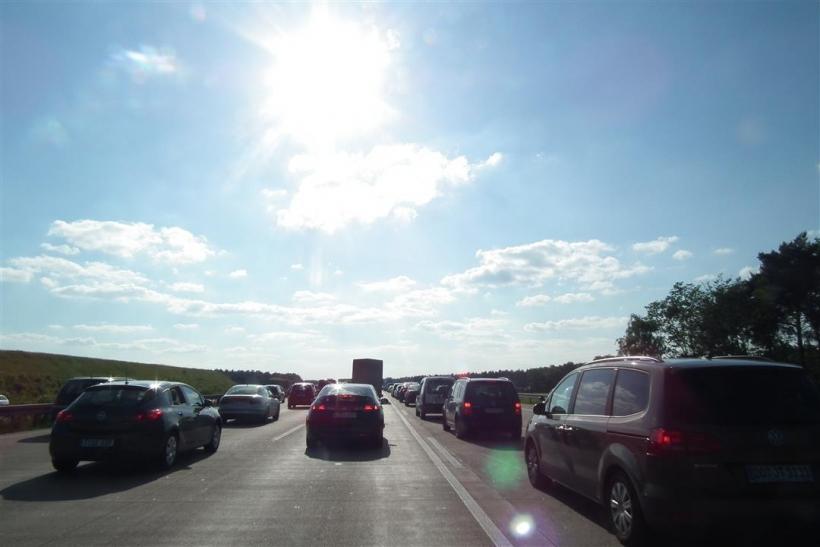 Baustellen und Veranstaltungen bremsen den Verkehr auf vielen Autobahnen aus (xity-Foto: D. Postert)