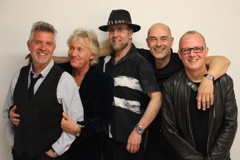 Am Samstag, 11. Oktober 2014, wird die Manfred Mann?s Earth Band um 20:00 Uhr die Bühne der Kulturfabrik Krefeld rocken. (Foto: U. Traub)