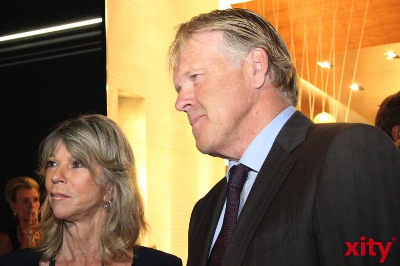 Renate Voos-Frönicke und Peter Wienen (H.Müller)