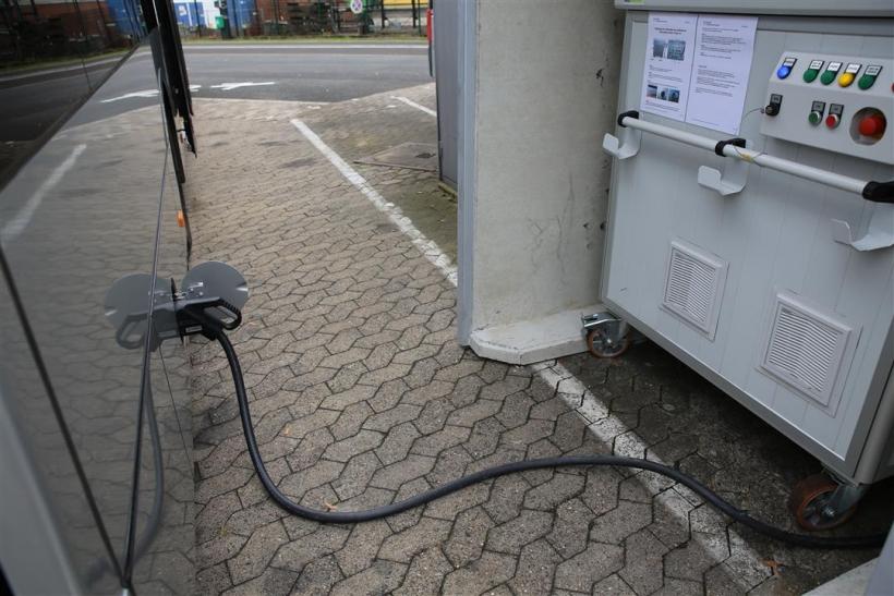 Erste Batteriebusse im VRR (Foto: Rheinbahn)