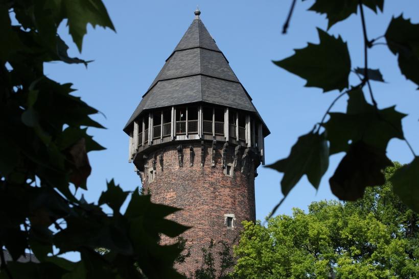 Museum Burg Linn: Speis und Trank im Mittelalter - Kochen in der Burgküche. (xity-Foto: E. Aslanidou)