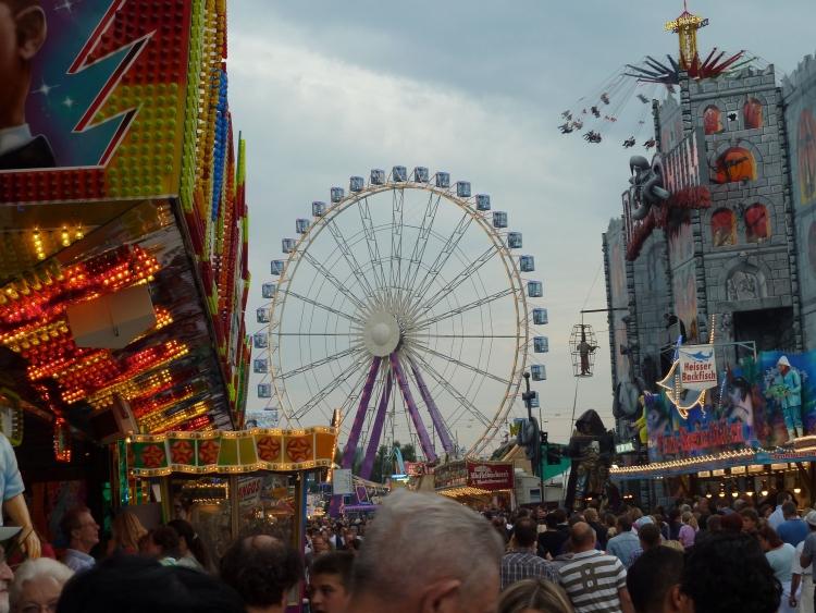 Deutsche Volksfeste sollen Weltkulturerbe werden (xity-Foto: P.I.)