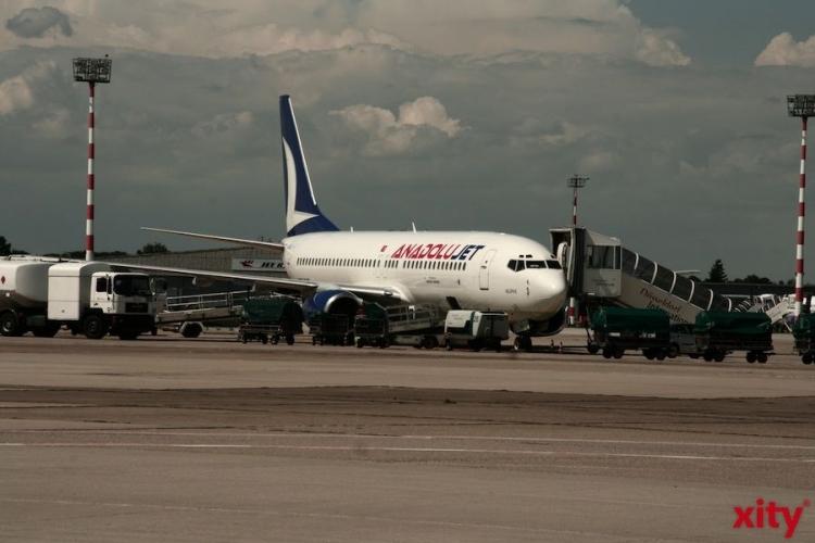 """Der Düsseldorfer Airport erhält bei seinem geplanten Antrag auf """"Planfeststellung mit einer Änderung der Betriebsgenehmigung"""" Unterstützung vom Logistikforum Rheinland (xity-Foto: M. Völker)"""