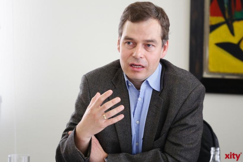 Dr. med. Klaus Göbels rät vorallem Schwangeren die Impfung (xity-Foto: D. Creutz)