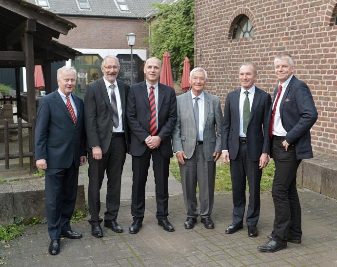 Logistik und Flächen: Industrie-Initiative und Bürgervereine sprachen über Trends und Entwicklungen in Krefeld. (Foto: IHK)