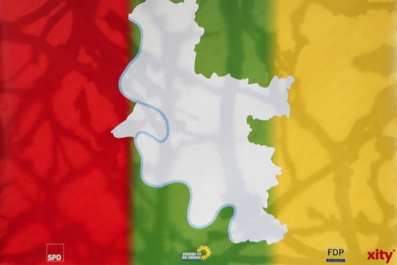 SPD, FDP und Grüne stellen Programm vor (xity-Foto: D. Creutz)