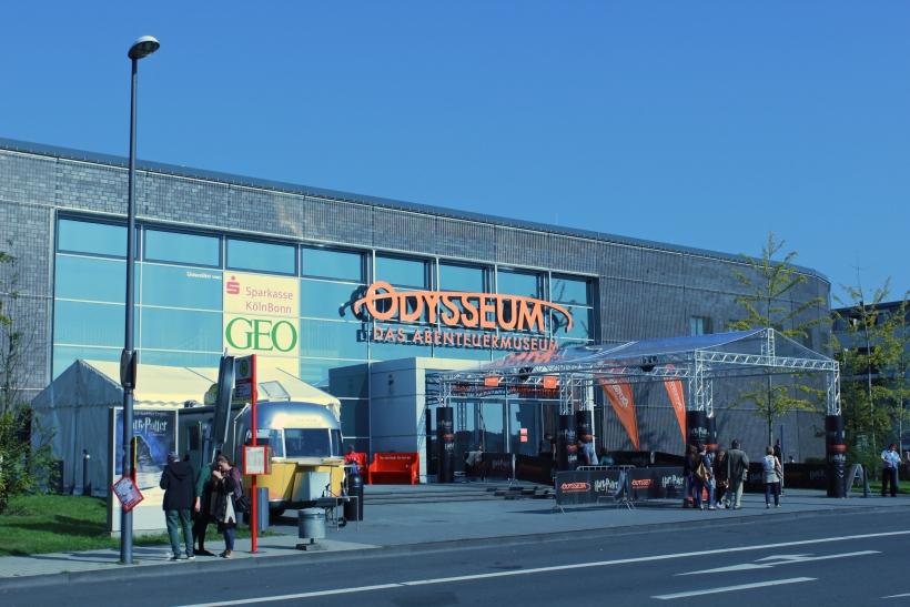 Odysseum in Köln lädt zur Harry Potter Exhibition (xity-Foto. P. Basarir)