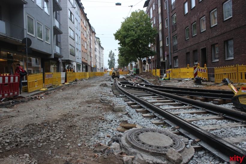 Die Bauarbeiten werden noch andauern (xity-Foto: PI)