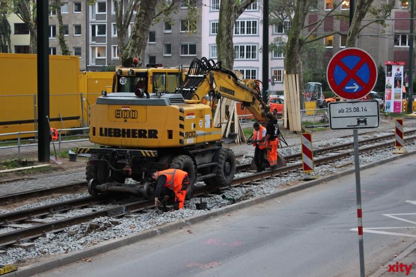 Bis zum 24. Oktober 2014 bleiben die Strecken teilweise nur für Anlieger freigegeben (xity-Foto: PI)
