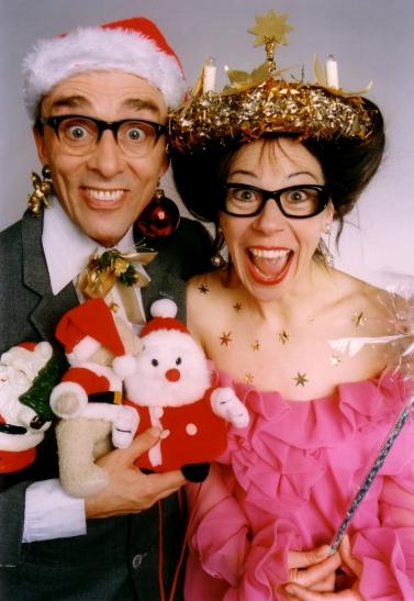 Nickelodeon bringt eine skurrile Romanze zweier verklemmter und chaotischer Figuren auf die Bühne. (Foto: KuFa)