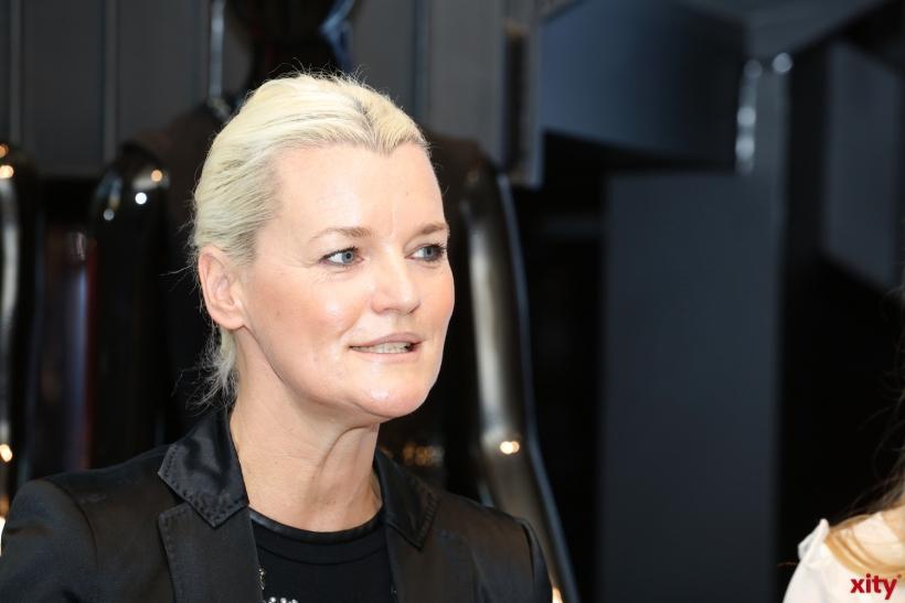 Alexandra Iwan, Pressesprecherin (xity-Foto: D.Creutz)