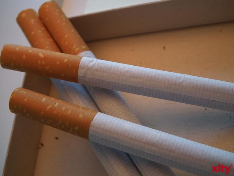 Deutscher Zoll warnt vor verstrahlten Zigaretten (xity-Foto: M. Völker)