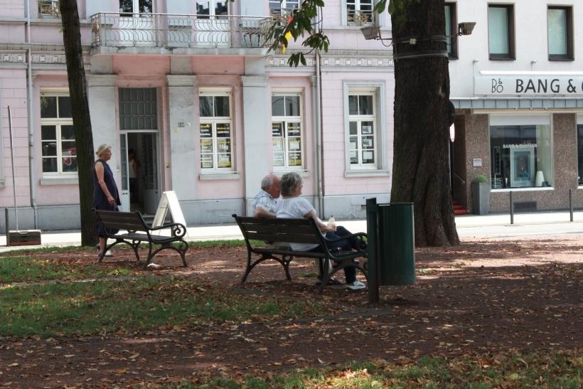 Die Stadt Krefeld bietet Service für Pflegebedürftige und deren Angehörige. (xity-Foto: E. Aslanidou=