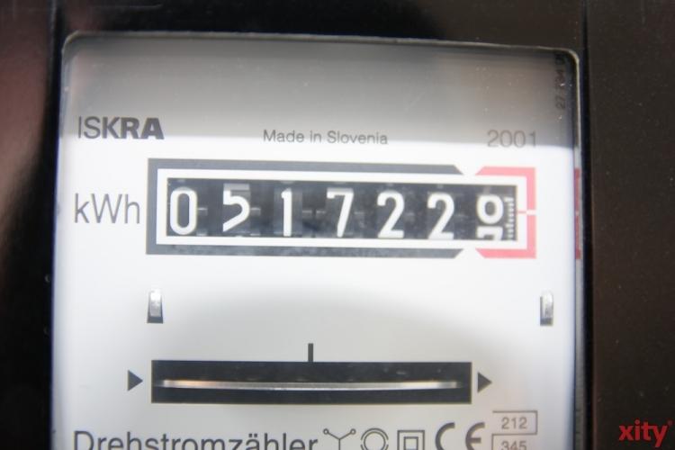 Strom wird in Deutschland immer teurer (xity-Foto: D. Creutz)