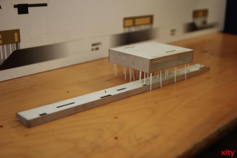 Die Arbeit der Gewinnerin Stephanie Paas befasst sich mit einer experimentellen Schule (xity-Foto: P. Basarir)