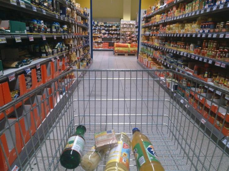 Preise für Nahrungsmittel in NRW seit der JAhrtausendwende um rund 28 Prozent gestiegen (xity-Foto: D. Postert)