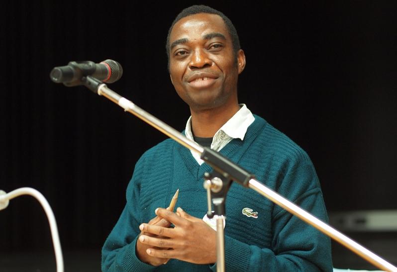 Dr. Boniface Mabanza (Foto: GEPA)