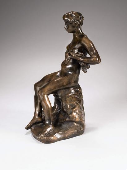 Auguste Rodin - Baigneuse Zoubaloff (Foto: Beck & Eggeling)