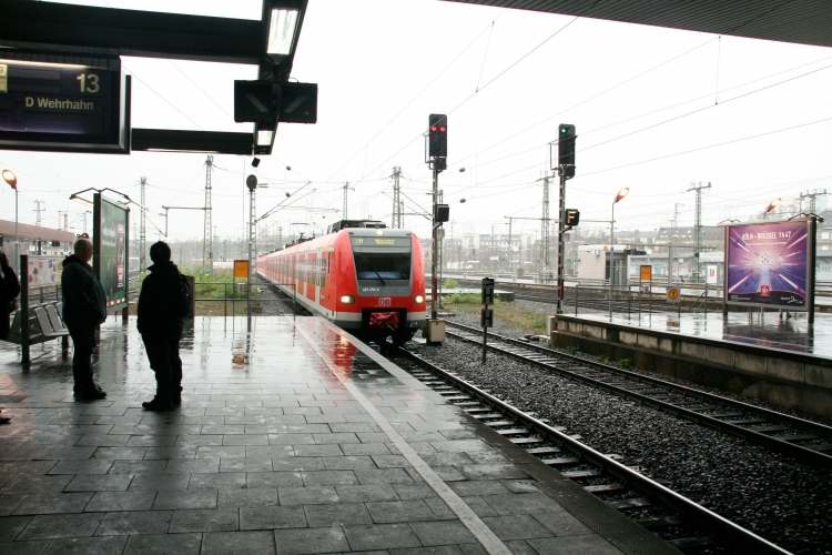 4,4 Millionen Erwerbstätige in NRW pendeln täglich in eine andere Gemeinde (xity-Foto: M. Völker)