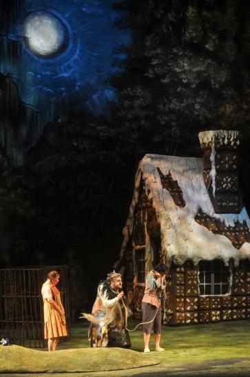 Jubiläum auf den Bühnen der Oper am Rhein (Foto: Frank Heller)