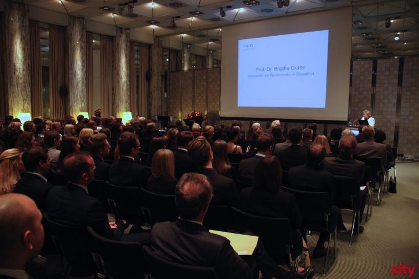 6. Stipendienvergabefeier der FH Düsseldorf (xity-Foto: P.Basarir)