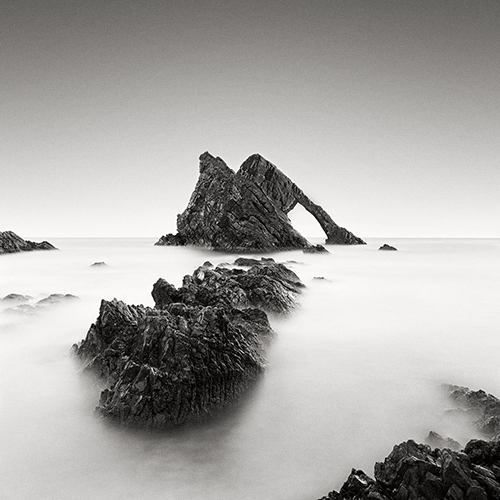 Bow Fiddle Rock  (Foto: Arkadius Zagrabski)