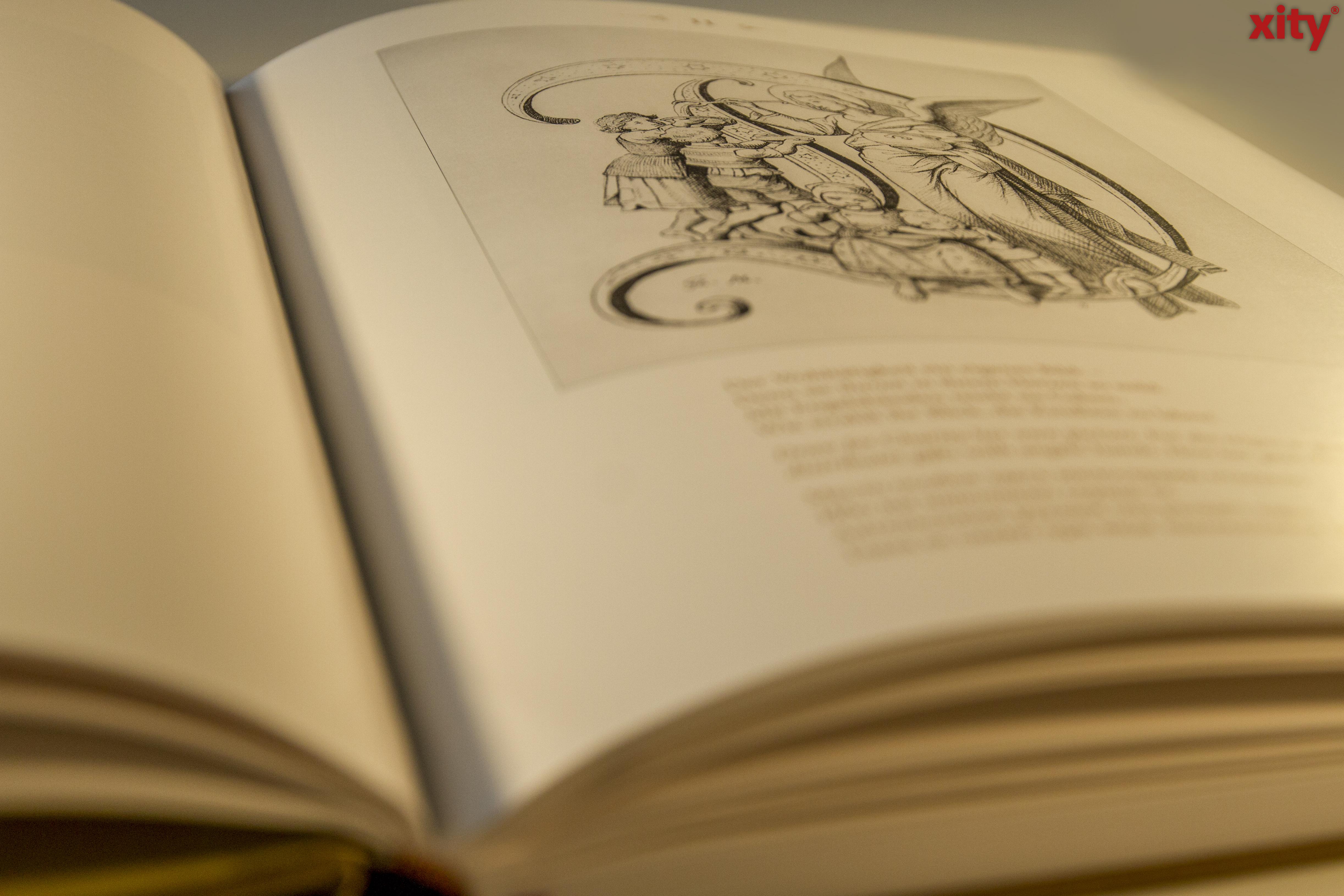 Anlässlich des 200. Geburtstags des Künstlers Theodor Mintrop veröffentlicht Angelika Mintrop-Aengevelt die Neuauflage im Droste Verlag (Foto: xity)
