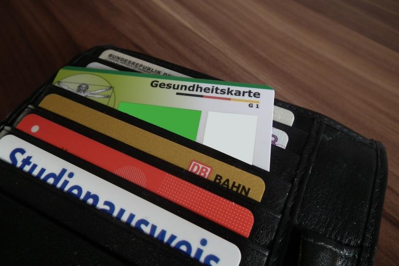 Letzter Countdown für die neue Gesundheitskarte (xity-Foto: D. Postert)