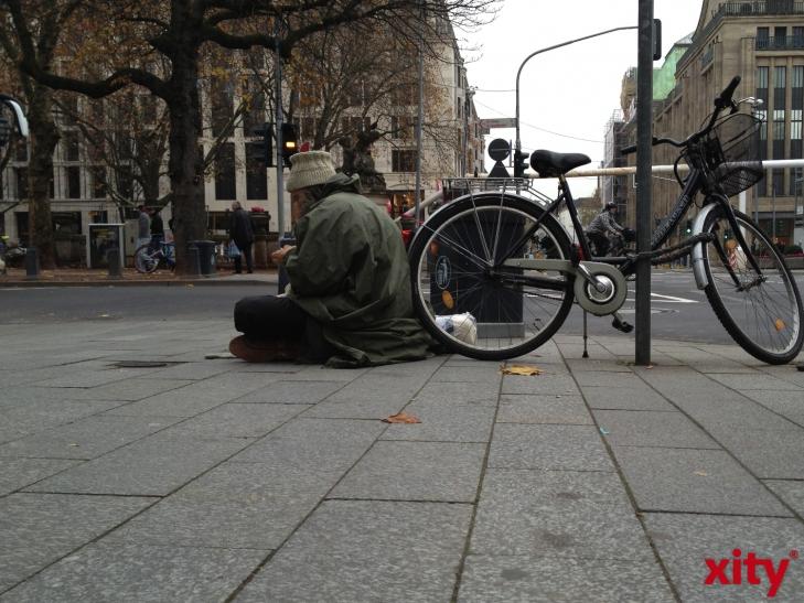 Die Stadt Düsseldorf wird rund 80 Asylsuchende in Wohnungen in Lierenfeld unterbringen (xity-Foto: P.I.)