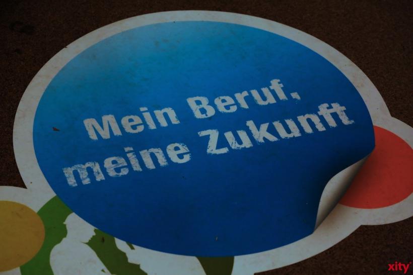 """""""Mein Beruf, Meine Zukunft"""" (xity-Foto: C.Creutz)"""