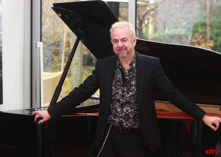 The World of a musical genius - xity was invited to an exclusive interview with Helmut Zerlett. (xity-Foto: P. Basarir)