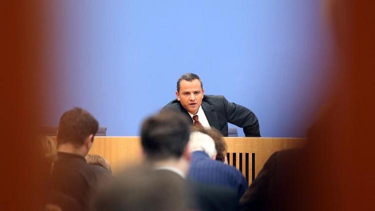 Edathy will nicht von SPD-Spitze gewarnt worden sein (© 2014 AFP)