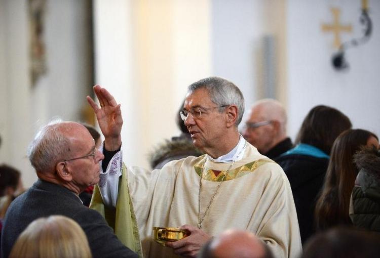 Bamberger Erzbischof übt scharfe Kritik an Pegida (© 2014 AFP)
