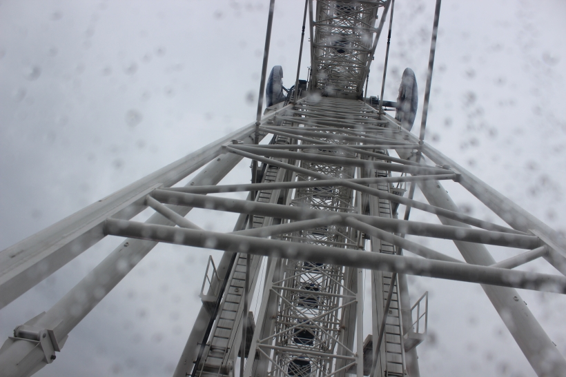 Es wiegt etwa 350 Tonnen (xity-Foto:A.Obreiter)