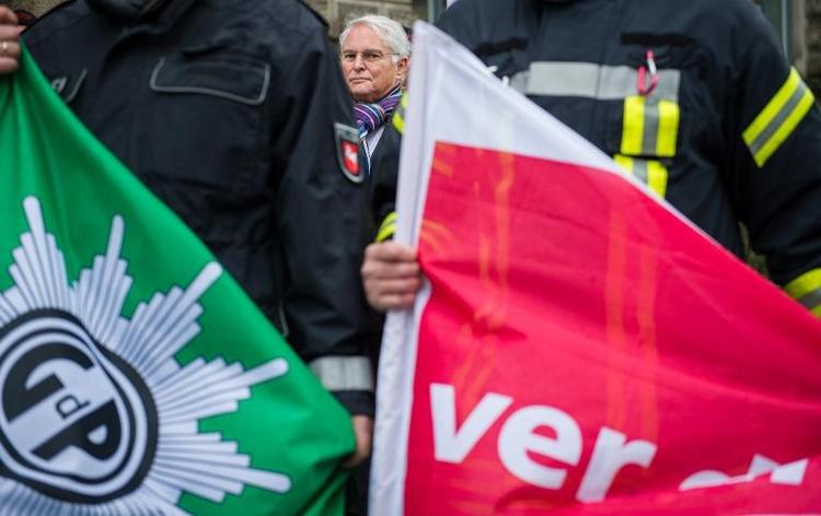 Verdi fordert 5,5 Prozent mehr für Länderbedienstete (© 2014 AFP)
