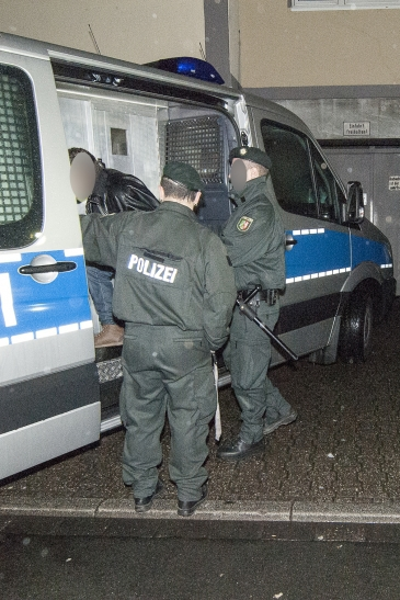 Lokaler Aktionstag der Düsseldorfer Polizei (Foto: Polizei Düsseldorf)