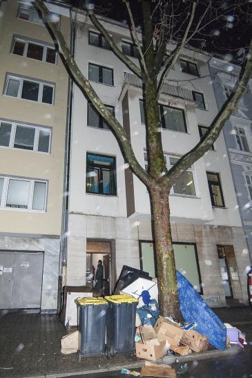 250 Beamte im Kampf gegen Wohnungseinbrecher (Foto: Polizei Düsseldorf)