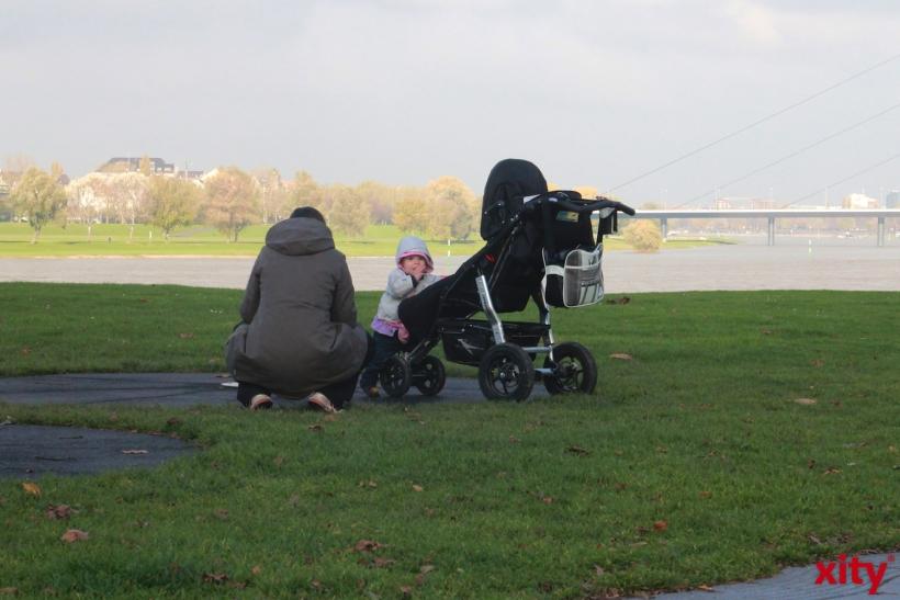 Marie und Maximilian waren in diesem Jahr bei Düsseldorfer Eltern die beliebtesten Vornamen für ihre Neugeborenen (xity-Foto: D. Postert)