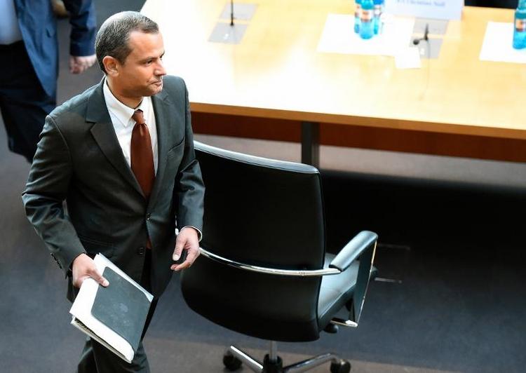 Linke will in Edathy-Affäre Ermittlungen gegen Ziercke (© 2014 AFP)