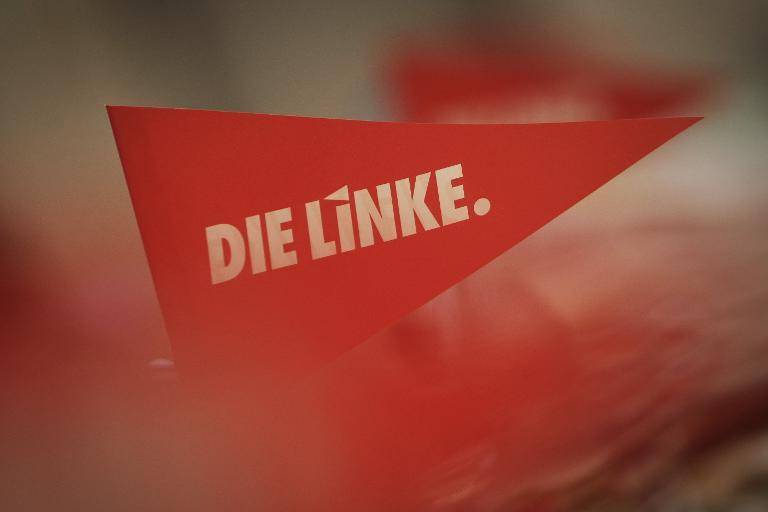 Linken-Ministerpräsident von meisten Bürgern akzeptiert (© 2015 AFP)