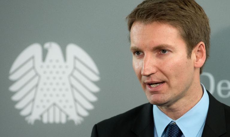 CDU-Politiker Sensburg versöhnt sich mit Freundin (© 2015 AFP)