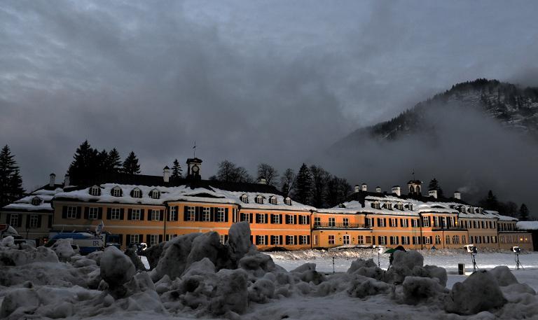 CSU-Landesgruppe beginnt Klausurtagung in Wildbad Kreuth (© 2015 AFP)
