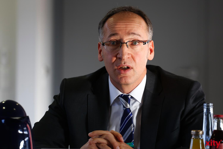 Seit 2015 ist Roland Schüßler neuer Geschäftsführer der Agentur für Arbeit Düsseldorf(xity-Foto: D. Creutz)