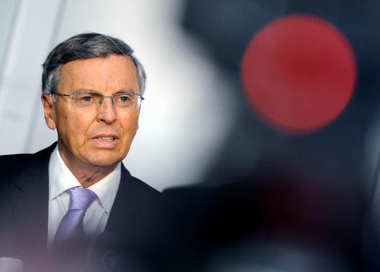 Bosbach fordert entschlossenes Vorgehen gegen Islamisten (© 2015 AFP)
