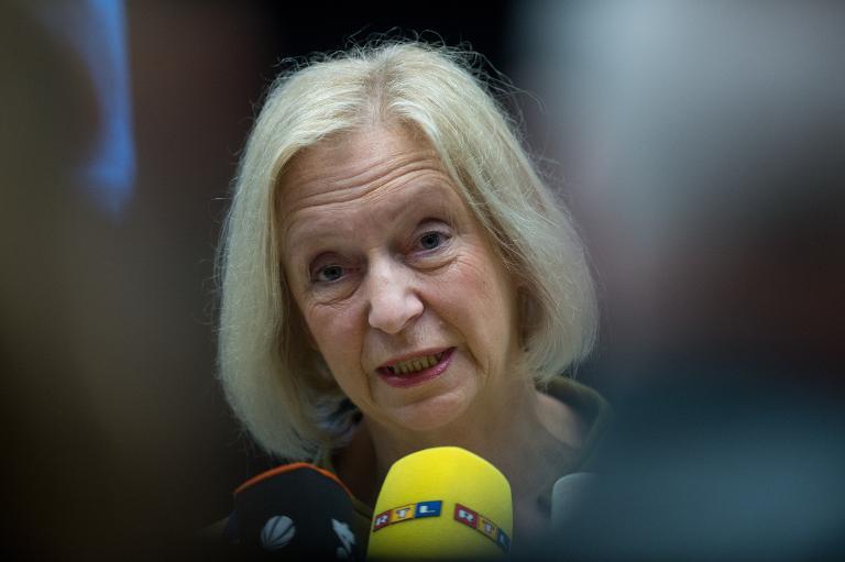 Wanka wehrt sich gegen DGB-Kritik an Bildungspolitik (© 2015 AFP)