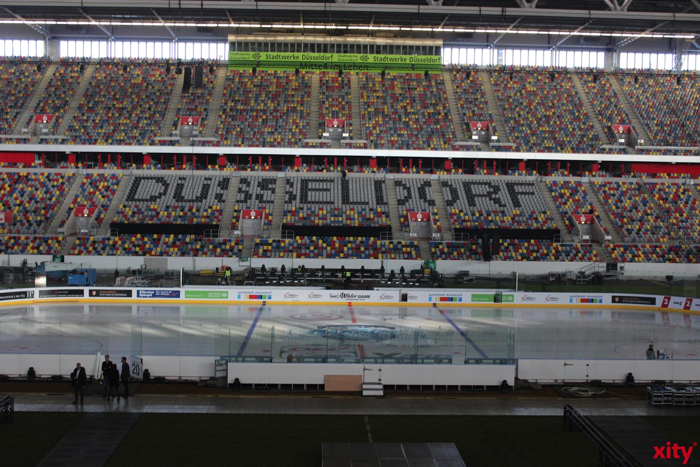 Das Derby wird in der Esprit-Arena Düsseldorf stattfinden (xity-Foto:A.Obreiter)
